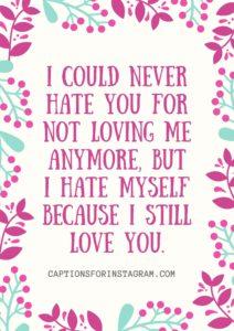 Best Love Breakup Status