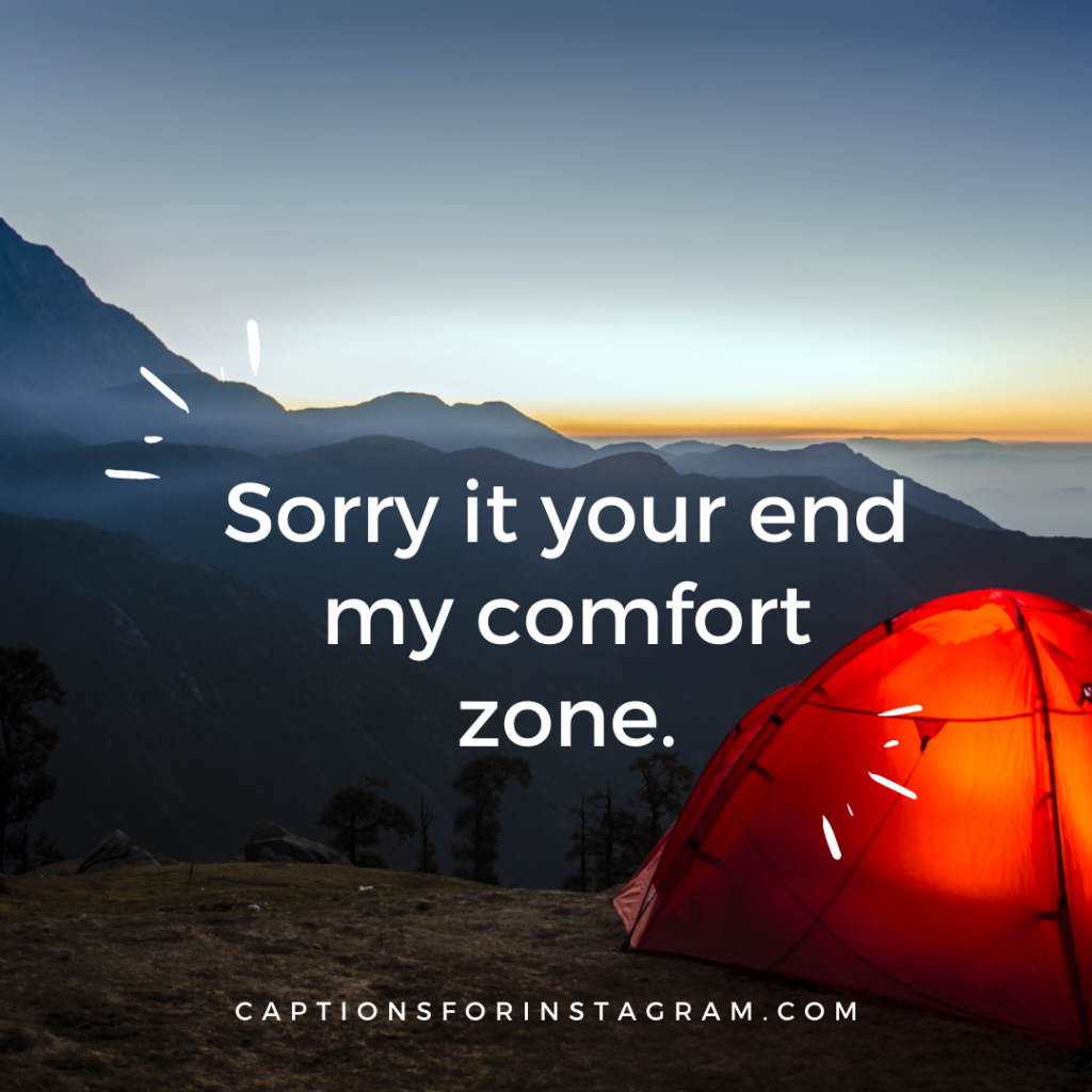 Sorry it your end my comfort zone.