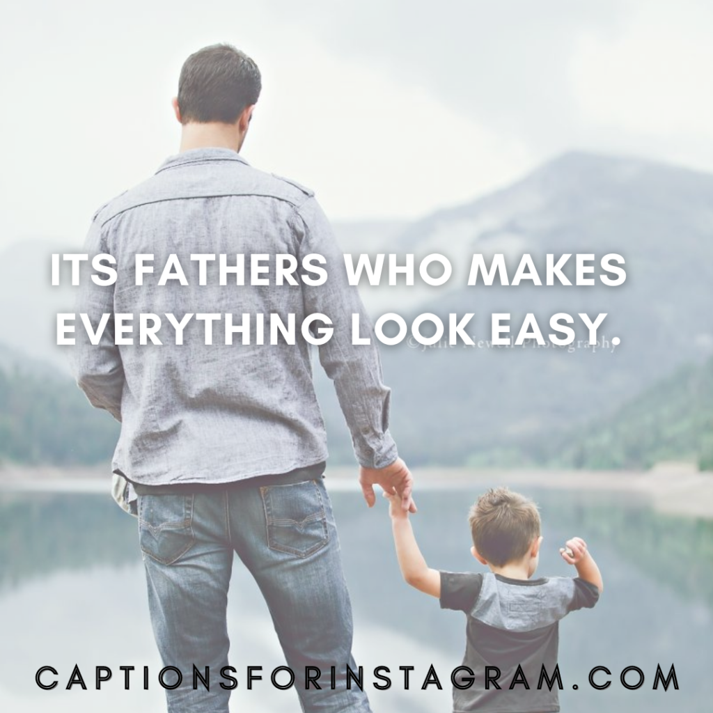 Best Father's Day Captions
