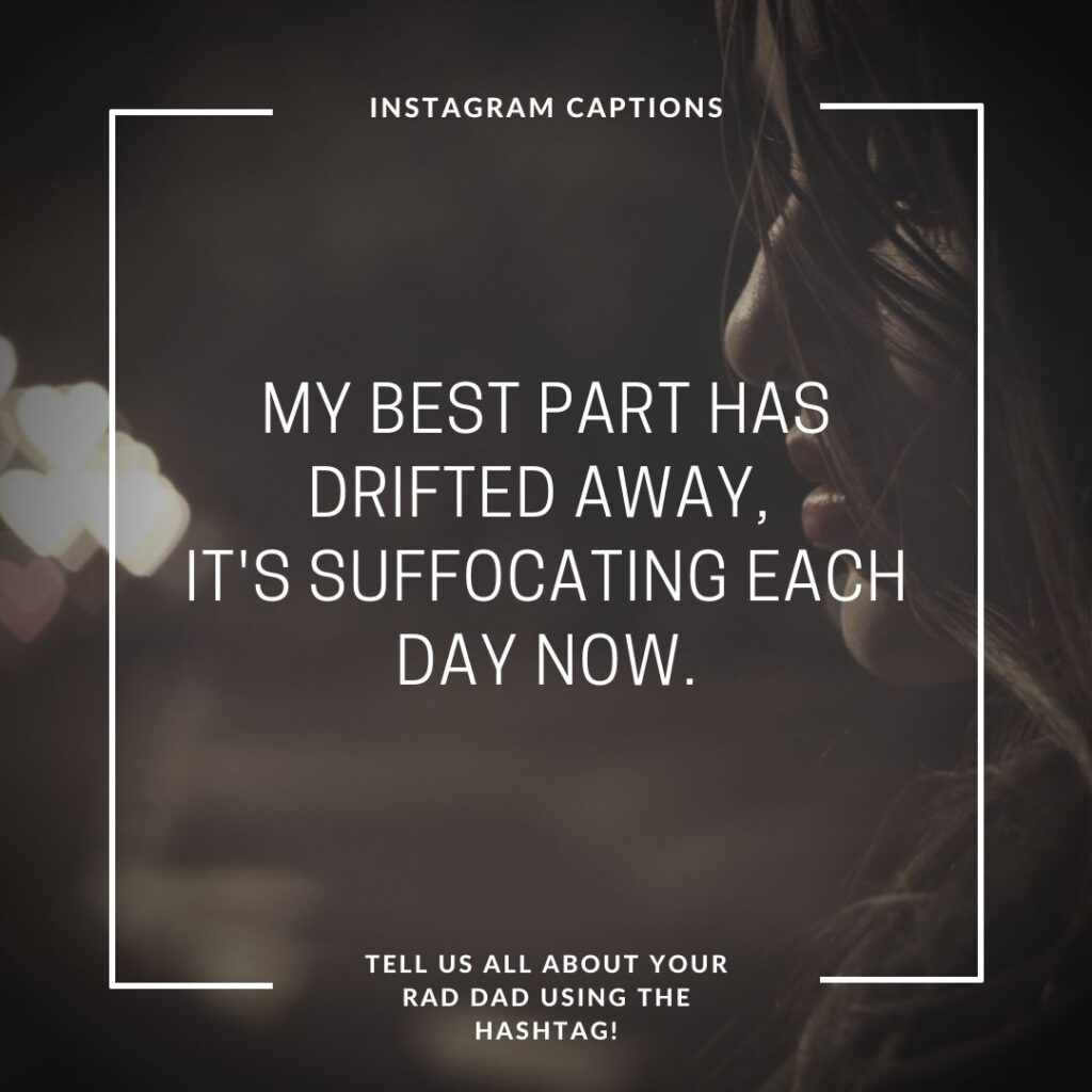 Best Breakup Captions & Quotes