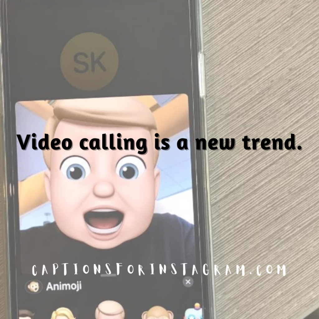 Video Call Captions